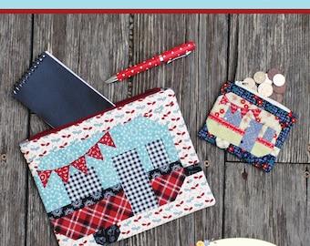 Gone Glamping Bag/Quilt Pattern