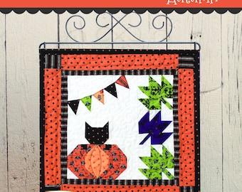 Seasons of Mini Auutmn Mini Quilt Download Pattern