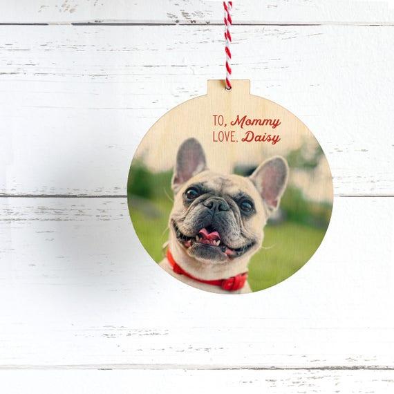 French Bulldog Christmas Ornament.French Bulldog Christmas Ornament Personalized Frenchie Ornament Gifts For Frenchie Lover Personalized Pet Decoration Custom Dog Ornament