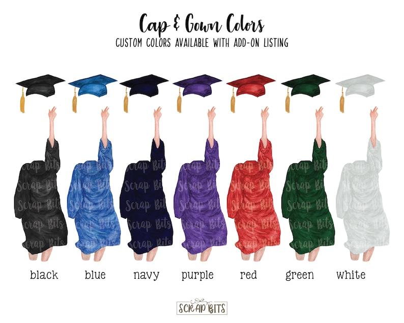 Best Friends Graduation Gift High School Graduation Girls 8 Best Friends Graduation Print Personalized Graduation Gift Digital Download