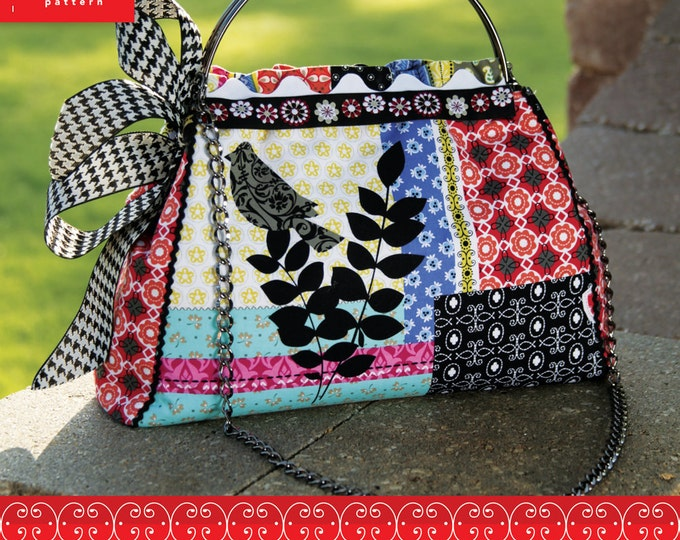 PDF Download of Interchangeable 2 Bag DIY Sewing Pattern (#110X)