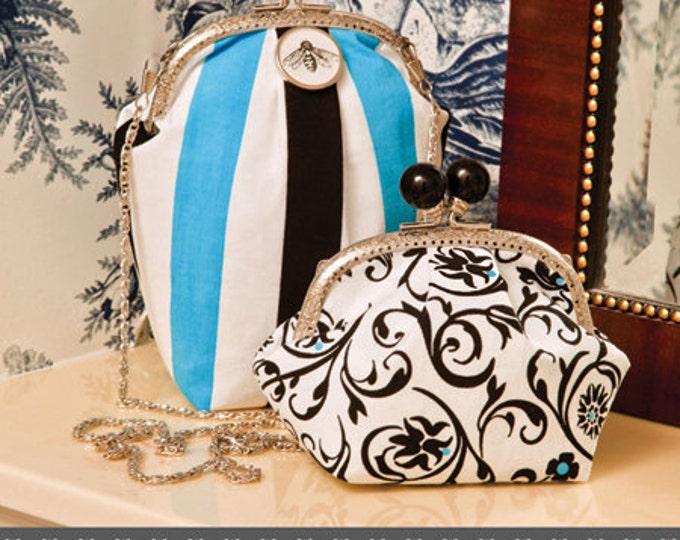 PDF Download of The Petite Pochette Bag DIY Sewing Pattern Tutorial -(#119X)