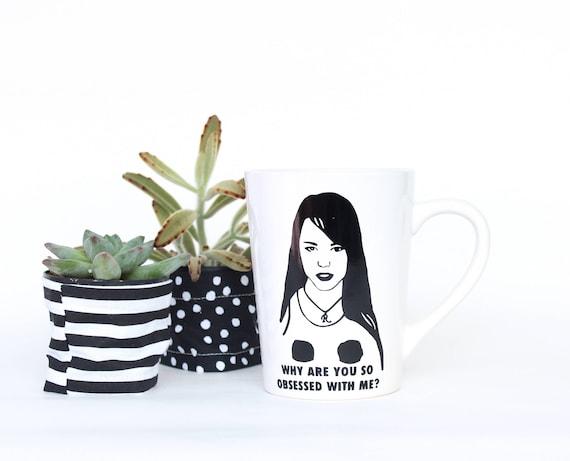 Regina George Mug Mean Girls Mug 14oz Ceramic Mug Etsy