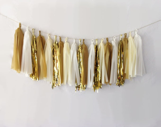 Featured listing image: Sugar and Spice Tassel Garland