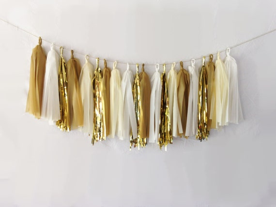 Sugar and Spice Tassel Garland
