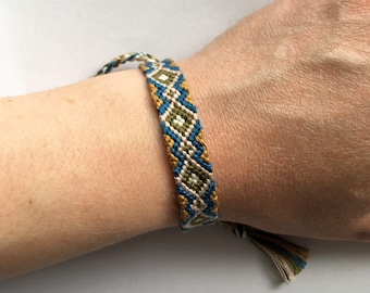 Friendship Bracelet -Fachtna-