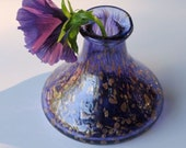 Purple Inkwell Mini Vase,...