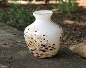 """Natural Spot Vase, 4""""..."""