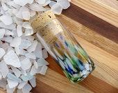 """Sea Glass Bottle, 4""""..."""