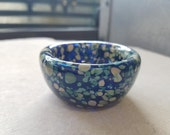 "Blue Mini Dish, 3"" B..."