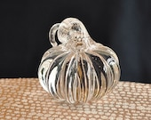Mini Crystal Pumpkin Pape...