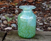 Sea Foam Vase, Green and ...