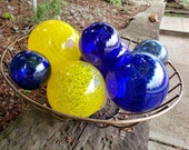 Blue and Yellow Floats, S...