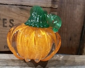 Orange Mini Pumpkin with ...