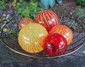 Fire Floats, Set of Five,...