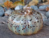 Golden Pumpkin with Small...