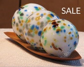 Beach Glass Floats, Set o...