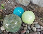 Cool-Color Pond Floats, 3...