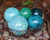 Aqua & Turquoise Patterne...
