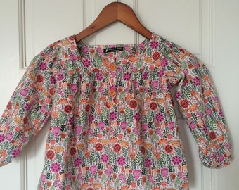 Peasant blouse