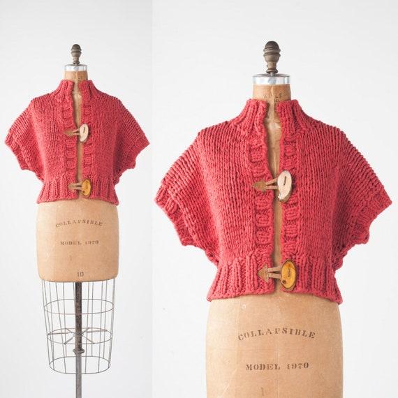 Susan Riedweg Sweater, Vintage Designer Sweater, C