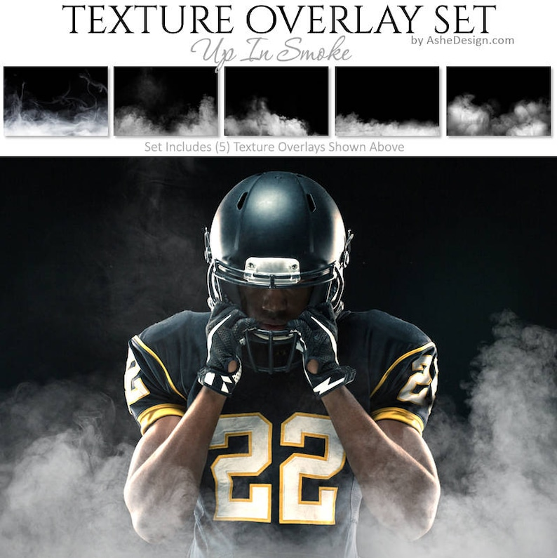 Photoshop Overlays  Texture Overlays  UP IN SMOKE  Expertly image 0