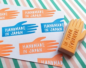 custom hand rubber stamp | personalized handmade in | product packaging | business shop branding | diy labels | hand carved by talktothesun