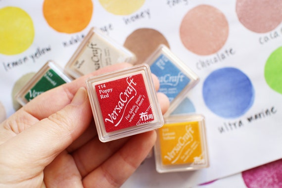 Versacraft Ink Pads Tsukineko Rubber Stamp Pad