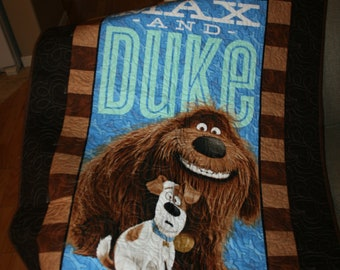 "Secret Life of Pets ""Max and Duke"""