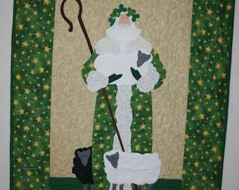 Irish Father Christmas