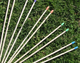 10 extra arrows for kids' bow