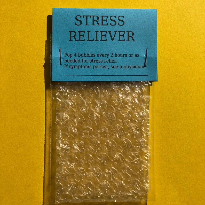 Stress Reliever gag gift