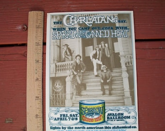 Canned Heat Etsy