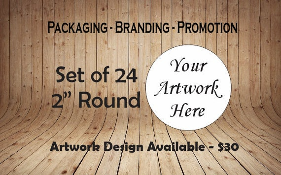 Business Stickers for Packaging, Promotion, Advertising, Branding