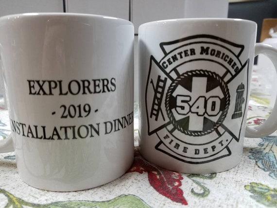 11 ounce Coffee  or Tea Mug custom personalized