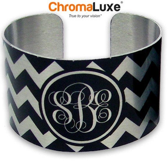 customizable sublimated metal cuff bracelet!