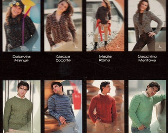 Laines du Nord Pattern Book: Fall - Winter 2006