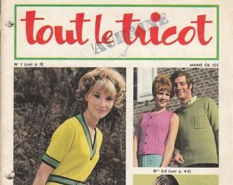 tout le tricot - 1970