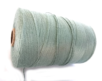Macrame Bamboo Cord 0.7mm - 10 meters / 32.8 ft - Sage Green
