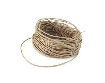 Natural Cords and Twine