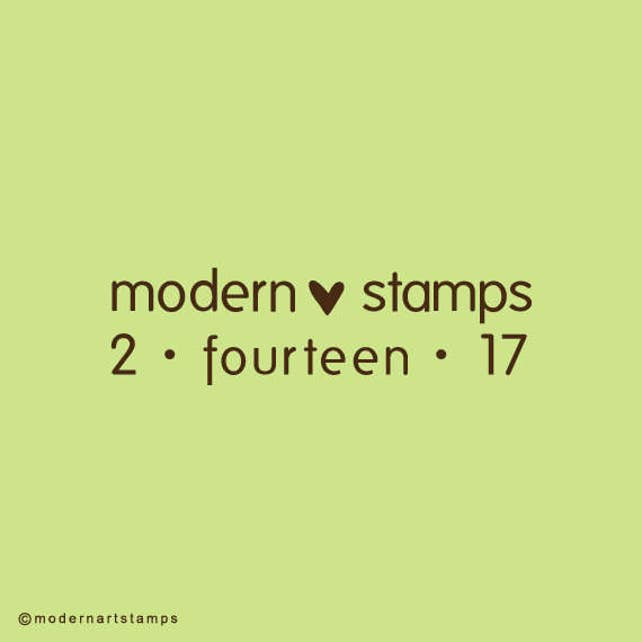 Wedding Stamp Custom Rubber Personalized Names With Heart