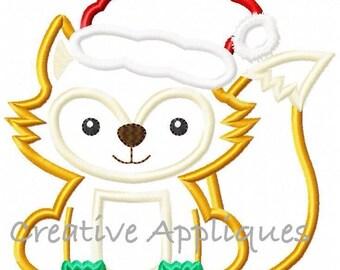 Foxy Santa Fox x 2 for Stephanie