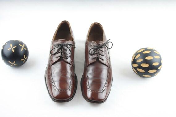 Vintage Shoes-Size 9.5 Shoe-Vintage Mens Wear-Vint