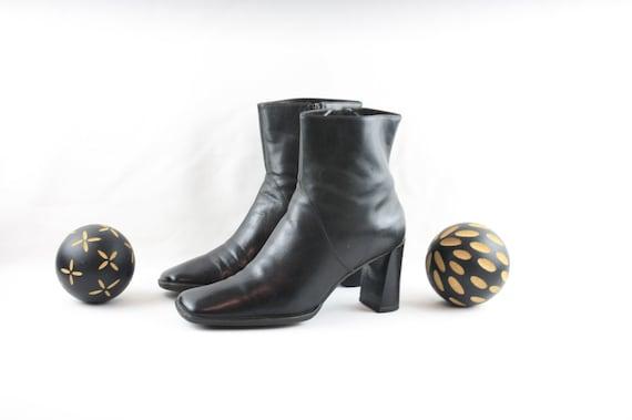 Vintage Boots-Size 10 Vintage Boots-Women Vintage