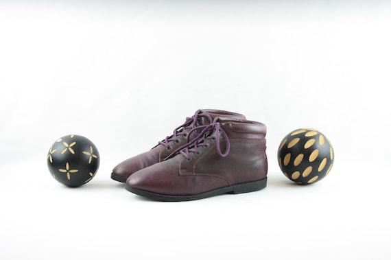 Size 7.5 Women's Boots-Vintage Women's Short Ankle