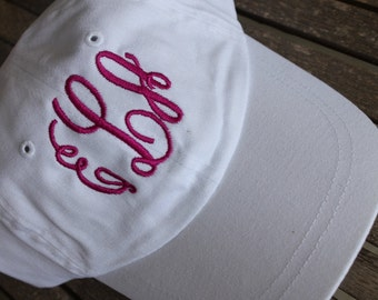 Youth Customized Monogram Personalized Embroidered Infant/Toddler/Youth/Children/Kids Baseball Sports Sun Cap Hat Visor Choose Your Color