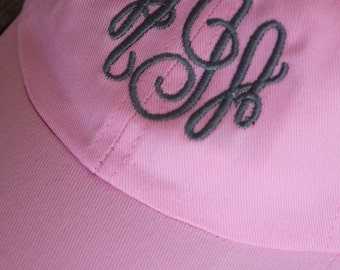 Toddler Customized Monogram Personalized Embroidered Baseball Sports Sun Cap Hat Visor Choose Your Color Baby/Infant/Kids/Children Hats