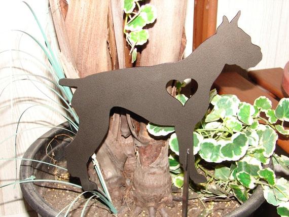 Stake Dog Bone Shape Dog Memorial Marker RA1016 Customized Pet Name and Date