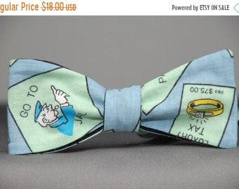 Monopoly Board  Bow Tie