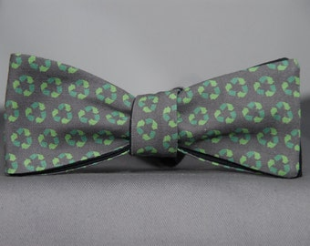 Recycling  Bow Tie for Build Drive